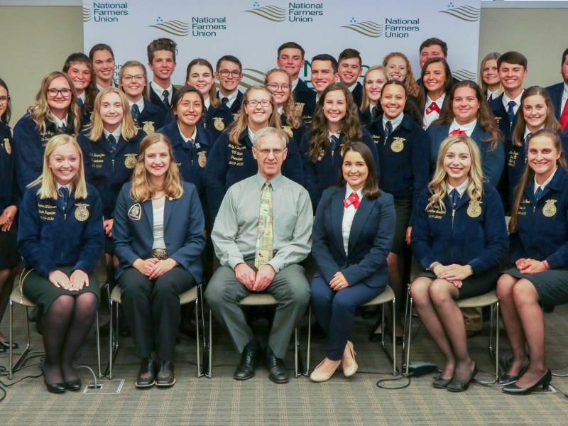 Raising Voices Event Prepares Youth for Agricultural Advocacy