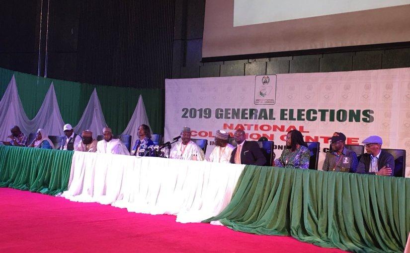 NigeriaDecides2019