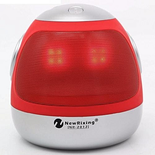 Universal Robot Head Bluetooth Wireless Speaker