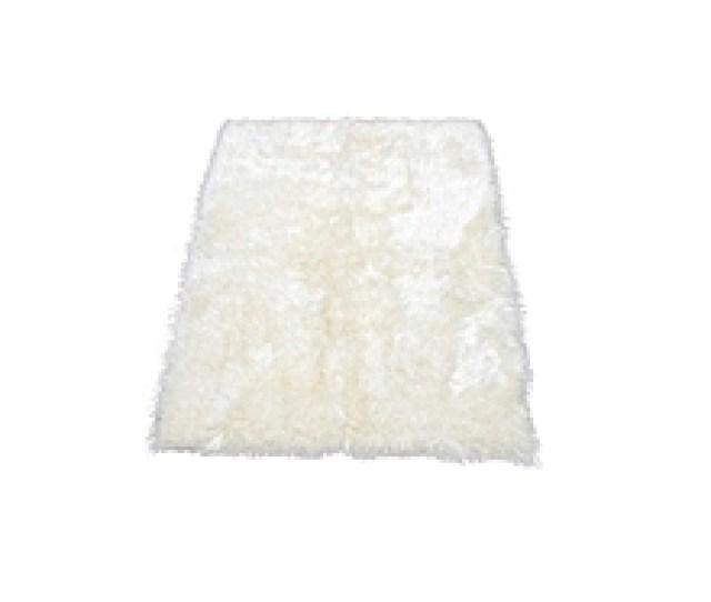 Spikkle Luxury Rectangular Fur Rug