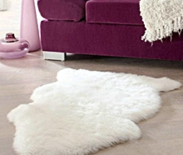 Super Soft Faux Sheepskin Chair Cover Warm Hairy Carpet Seat Pad Fluffy Rugs Cm