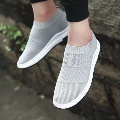 Unisex Fashion Sneakers -grey