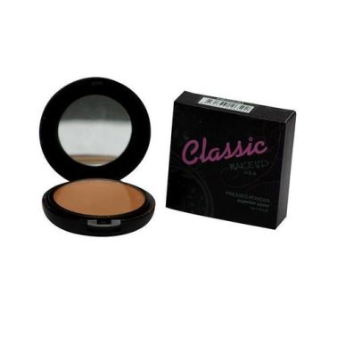 Pressed Powder Superior Cover - Chocolate