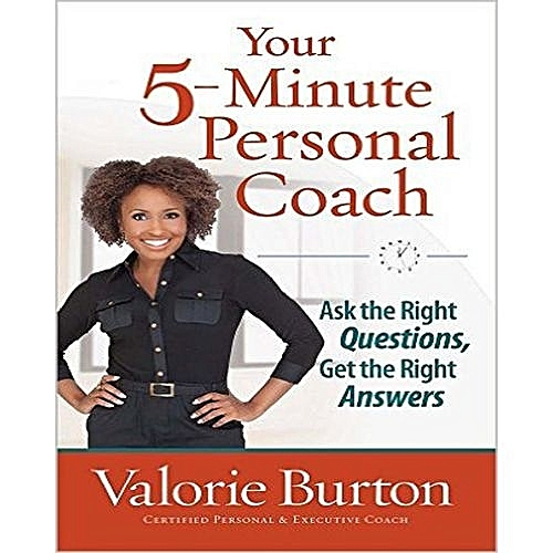 Jumia Books Your 5-Minute Personal Coach: Ask The Right Questions, Get The Right Answers