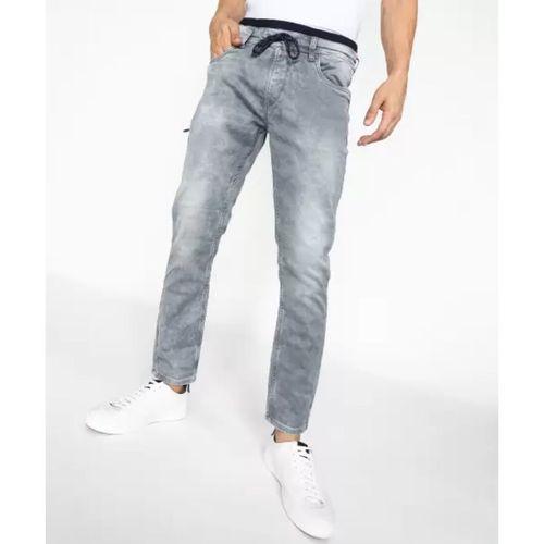 Mens Non Fade Ash Jeans
