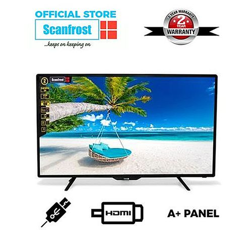 32-Inch LED Television SFLED32CL+ 2 Years Warranty