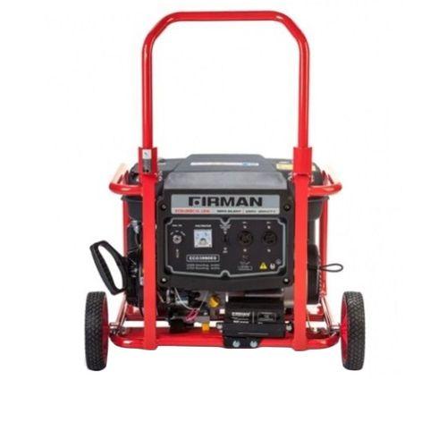3.2KVAGenerator -ECO3990ES With Key Starter - Red