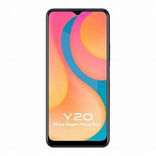 Y20, 6.51-Inch, 4GB RAM 64GB ROM Android 10 (13MP + 2MP + 2MP) + 8MP - 5000mAh - Dual SIM - Obsidian Black