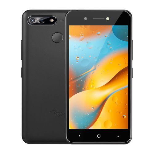 "P15, 5.0"" HD Screen, 16GB ROM ,1GB ROM, Android 9 Pie, 5MP + 5MP Camera, 4000mAh, Fingerprint, Face ID, Black"