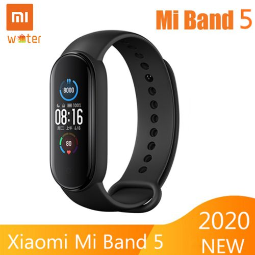 MI Band 5 Health Smart Bracelet Heart Rate Sleep Wristband