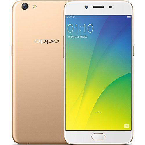"R9S, 5.5"" - Golden, 4+64G, Dual Sim Card Smartphone"