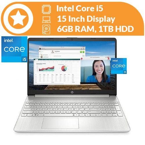 15 Intel Core I5 11th Gen 16GB RAM 1TB HDD Backlit Keyboard/ Touchscreen Intel Iris Xe ,WIN 10