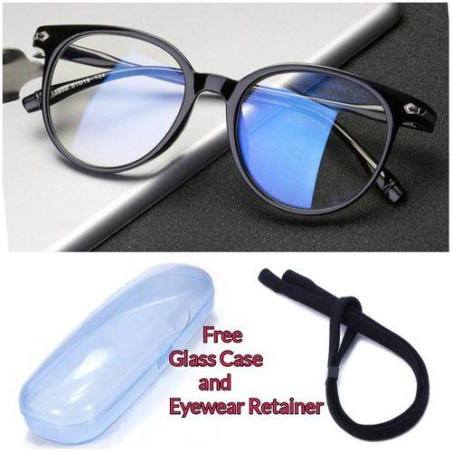 Life Saving Unisex Blue Light Blocking Glasses For Computer Use, Anti Eyestrain UV Filter Lens