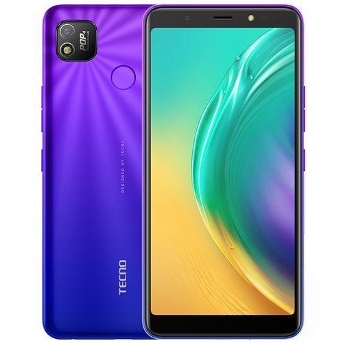 "POP4 , 6"" Screen 32GB ROM + 2GB RAM, 8MP/5MP Camera, Android Q (Go Edition), 5000mah - Dawn Blue"