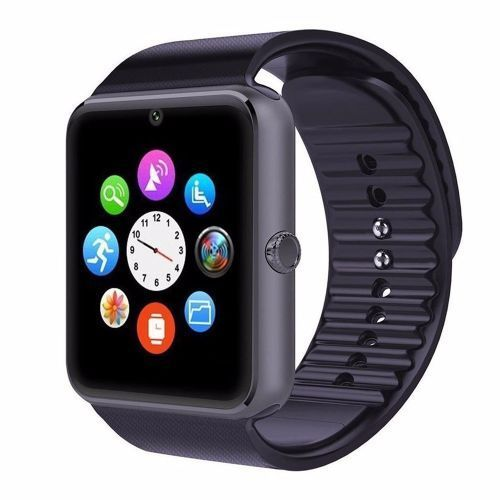 Smartwatch With Camera SIM Card TF/SD Card Slot-GT08