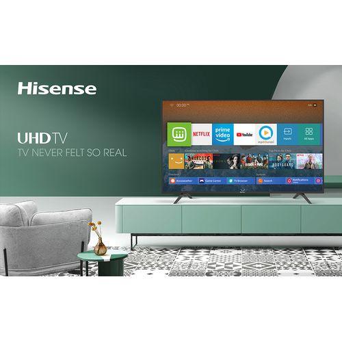 55''Smart UHD 4K TV+DSTV Now APP