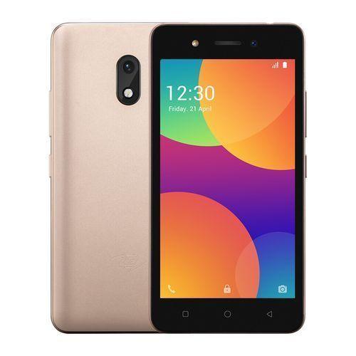 "A16 Plus 5.0"" Screen Android 8.1, 1GB ROM + 8GB ROM, 5MP + 2MP, 2050mAh Dual SIM 3G -Gold"