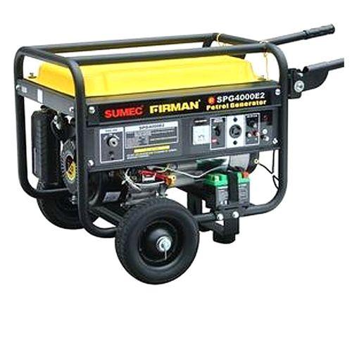 Firman 5.5kVA Key Start Generator - SPG4000E2 100% Copper