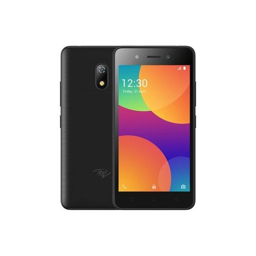 "A16 Plus 5.0"" Screen Android 8.1, 1GB ROM + 8GB ROM, 5MP + 2MP, 2050mAh Dual SIM 3G -Midnight Black"
