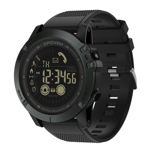 Outdoor Digital Smart Sport Watch For Men With Pedometer