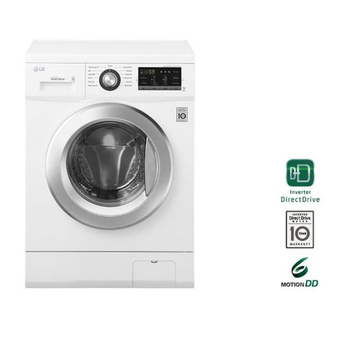7.5Kg Automatic Front Loader Washing Machine 2J3QDNPO