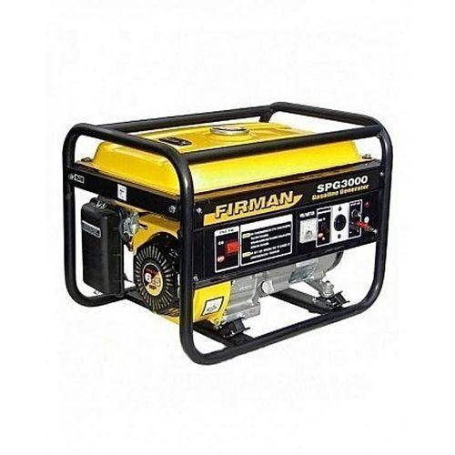 Firman 3.5KVA Generator SPG3000 Manual Start 100% Copper