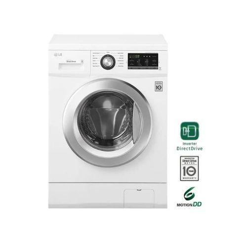 Smart Front Loader Automatic Washing Machine - 6.5Kg
