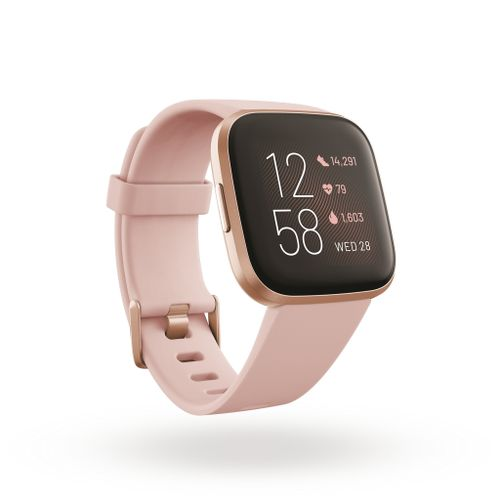 Versa 2 Health & Fitness Smartwatch - Copper Rose