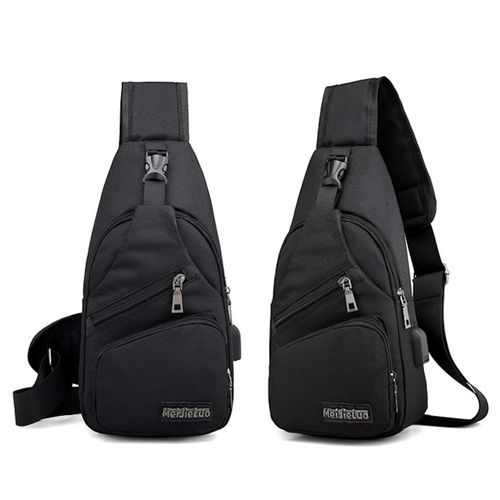 Casual Shoulder Sports Sling Bag Chest Bag Crossbody Bag