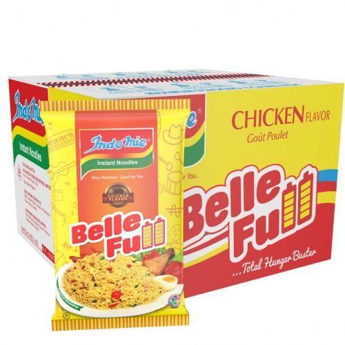 BELLEFULL INDOMIE CHICKEN- 280g (1 Carton)