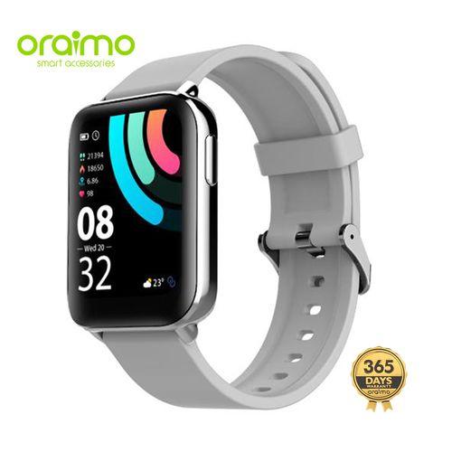 Silver Edition Smart Watch 1.69'' IPS Screen IP68 Waterproof