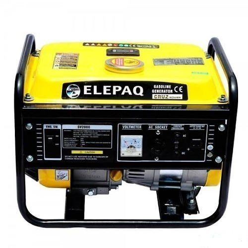 SV2500 1.3KVA Manual Start Generator - 100% Copper -Yellow