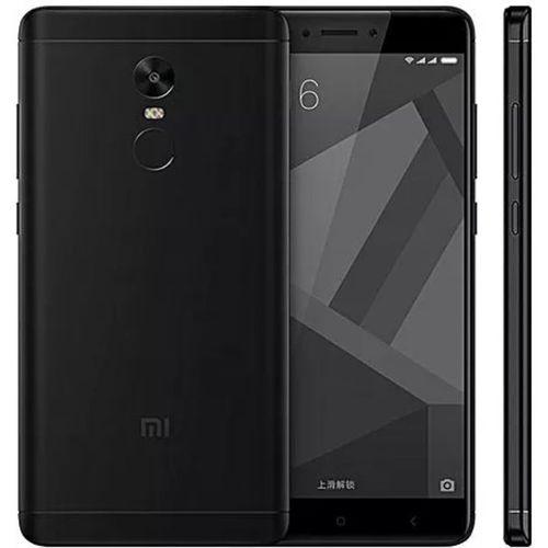 Redmi Note 4(3GB+32GB ROM) 5.5 Inch Dual SIM Black