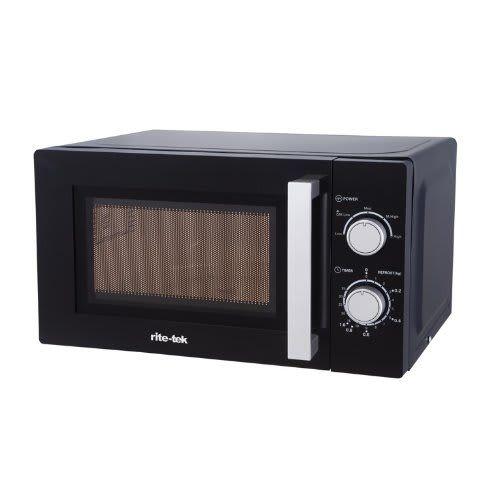 Rite-Tek 20 Liters Microwave - BLK MW120