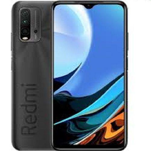 "Redmi 9T, 6.53"" (4GB RAM, 64GB ROM) Android 10 (48/8/2/2)MP + 8MP Selfie - 4G - Dual SIM - 6000mAh - Carbon Gray"