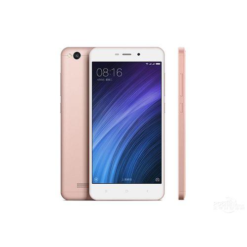 Mi Redmi 4A 16GB ROM 2GB RAM 90% New Used Smartphone 5.0 Inch Screen Fingerprint ID--Pink