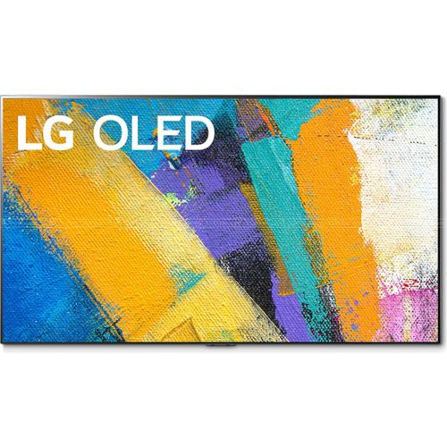OLED TV 77 Inch GX Series, Gallery Design 4K Cinema HDR WebOS Smart AI ThinQ Pixel Dimming