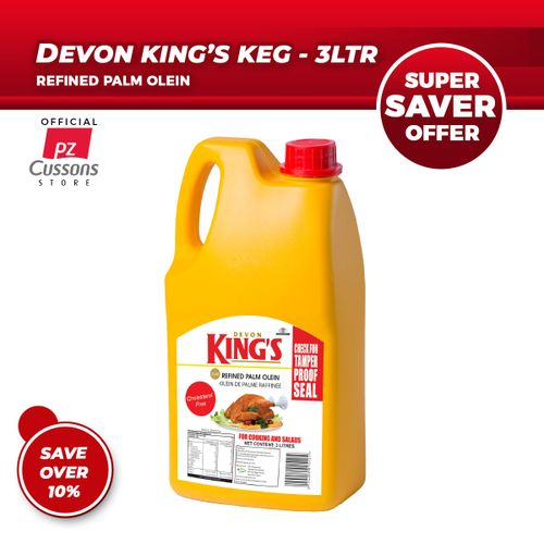 Cooking Oil – 3L