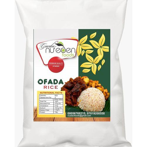 Nu'eden Ofada Rice 1KG
