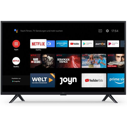 32'' Smart Android Led TV Full HD With Netflix,Youtube,Google Play,Prime Video