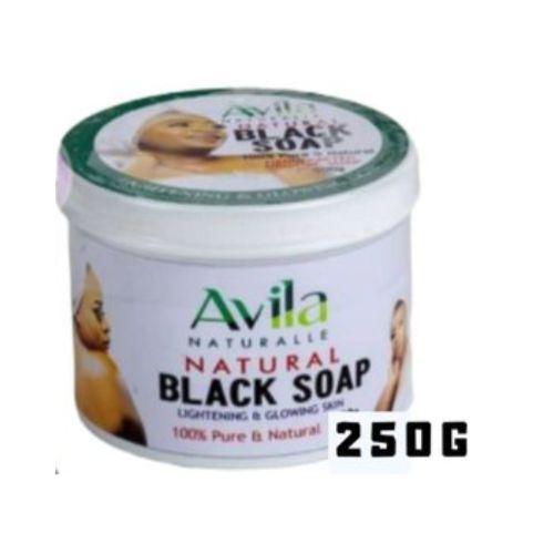 Glowing Skin Lightening Organic Black Soap