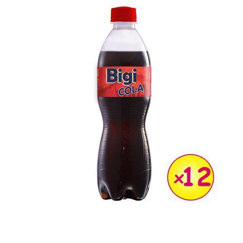 Cola Soft Drink - 600ml X 12