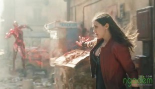 Avengers Age of Ultron (2011) hero wanita