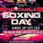 Pemuda Pancasila Adakan Tinju di Pancasila Boxing Day