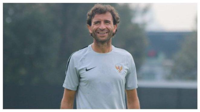 Coach Luis Milla dukung timnas Indonesia