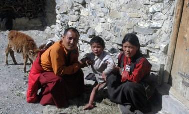 Lama Tenzin Dolpo Trek1