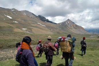 Lama Tenzin Dolpo Trek8