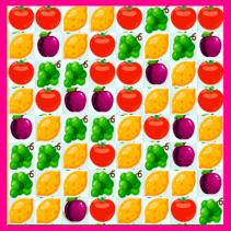 Magic Fruite Match