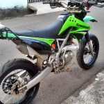 Modifikasi Kawasaki Klx150 Menjadi Supermoto Ngapainaja Yuk