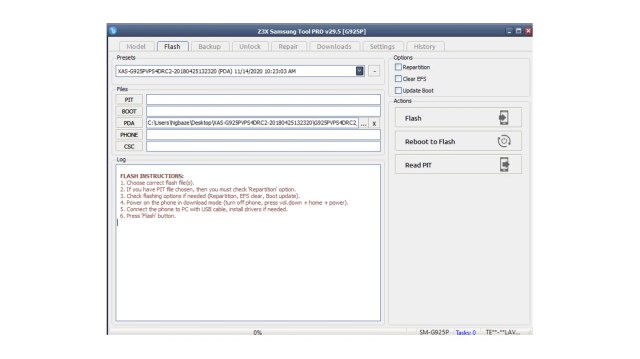 Z3X Samsung Tool PRO 29.5 Crack Free Download - Ngbaze